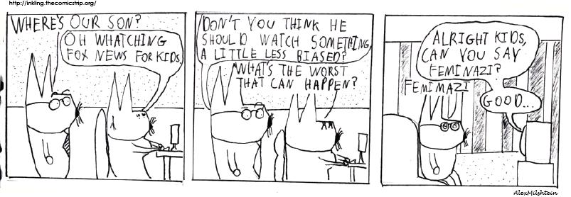 Fox part 1
